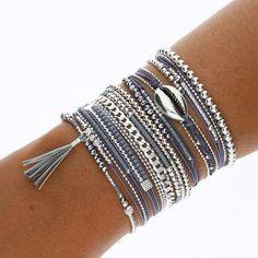 Dainty Jewelry, Cute Jewelry, Boho Jewelry, Jewelry Crafts, Beaded Jewelry, Jewelry Bracelets, Jewelery, Jewelry Accessories, Fashion Jewelry