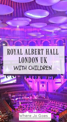 Royal Albert Hall, L