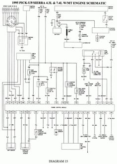 1996 Chevy Blazer Wiring Diagram