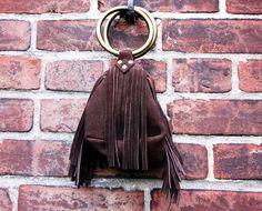 Mini Seude bag @ http://www.etsy.com/shop/FrequencyVintage