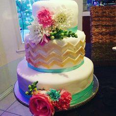 Xvañera cake