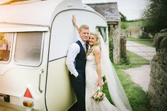 Detail Heavy Very Vintage Wedding: Jake & Pixie