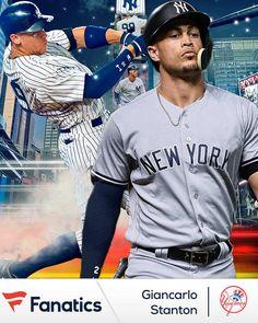 Giancarlo Stanton new Yankees star.