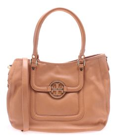I can't justify the price, but, this is a very nice bag... This Aged Vachetta Amanda Classic Leather Hobo by Tory Burch is perfect!