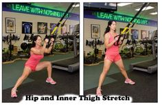 Suspension Stretch Gallery - Suspension Fitness & Beyond Inner Thigh Stretches, Stretches For Runners, Suspension Trainer, Stretch Bands, Workout For Beginners, Health And Wellness, Thighs, Training, Guys