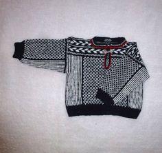 Strikket genser 12-18 mnd - Epla Polo Shirt, Mens Tops, Fashion, Moda, Polos, Fashion Styles, Polo Shirts, Polo, Fashion Illustrations
