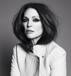 Julianne Moore photographed by Paola Kudacki for Porter, Spring...