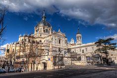 Catedral de Santa Maria la Real de la Almudena, Madrid - Spain