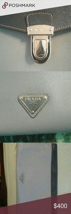 Saffiano leather portfolio PRADA Saffiano Leather, large portfolio Prada Bags - bags for sale, bag shopping, crossbody bags *ad