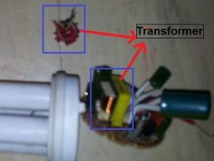 simple electronics: Mosquito Racket Circuit