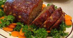 This is by far the best meatloaf I have ever had because it had this wonderful glaze on it that keeps it moist. Even if your family has ...