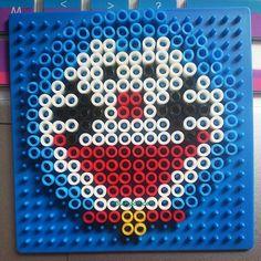 Doraemon perler beads by blingnxcess