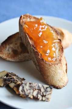 When Come Back, Bring Jam - Golden Spiced Plum Jam - Crumb: A Food Blog