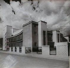 Casa sindical de El Paraíso, Caracas (Años 50)
