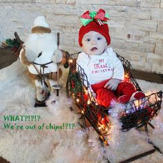 Baby Contest Winner - Win Chips & a Better Made Onesie for your Baby!