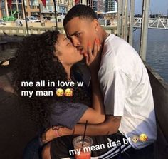 couples GoofyCouPleS (couples_gooffy) Ins - Freaky Relationship Goals Videos, Couple Goals Relationships, Relationship Goals Pictures, Couple Relationship, Relationship Memes, Black Love Couples, Cute Couples Goals, Bae Goals, Cute Family