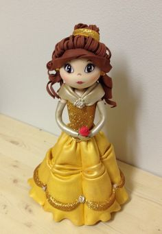 Princess Belle fofucha