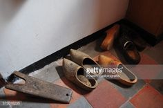 Wooden shoes in a house in the north of the Netherlands.... #warffum: Wooden shoes in a house in the north of the Netherlands.… #warffum