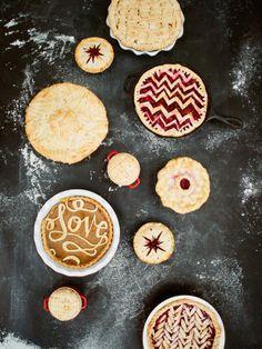 One-of-a-Kind Pie Crust Designs - 8 Unique + Homemade Pie Crust Designs on HGTV