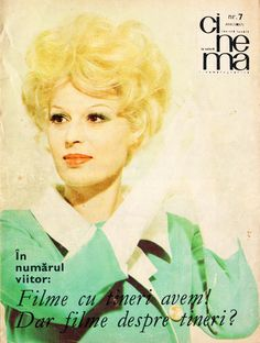 "Back cover of ""Cinema"" magazine (July Italian Actress, Esquire, Magazine Covers, Playboy, Movie Tv, Tuesday, Cinema, Manga, Celebrities"