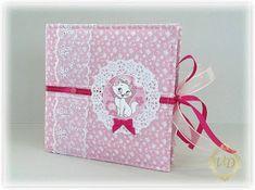 """Le Petit Ange: Χειροποίητο μίνι άλμπουμ """"Kitty Marie"""""""