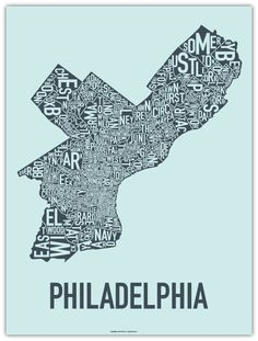 Philadelphia, The City of Brotherly Love... and Sisterly Affection. <3