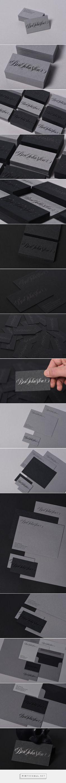 Letterpress Branding by Ben Johnston