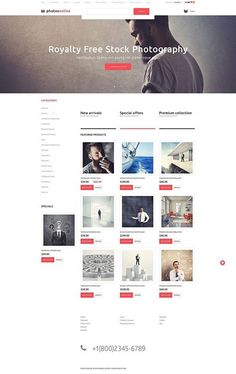 Describe this design with a single word!   Stock Photography OsCommerce Template CLICK HERE! live demo  http://cattemplate.com/template/?go=2cnrhIC