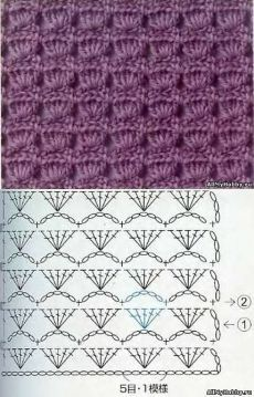 Free crochet pattern pattern is for a sweater but can use the general stitch for other projects salvabrani – artofit – Artofit Image gallery – Page 350647520986401811 – Artofit Hexagon Crochet Pattern, Crochet Diagram, Crochet Motif, Knit Crochet, Free Crochet, Embroidery Patterns, Stitch Patterns, Knitting Patterns, Crochet Patterns