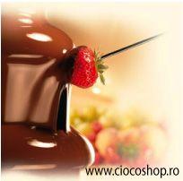 Ciocolata CALLEBAUT pentru Fantana de Ciocolata
