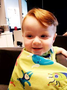 Boys cut this sweet little guy came in with me to get his first hair cut! He was sooooo good! First Haircut, Boy Cuts, One Hair, Amanda, Hair Cuts, Guys, Sweet, Face, Haircuts