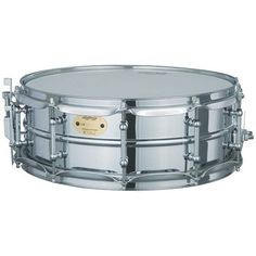"""Ludwig LB400BT 5""""x14"""" Brass Shell Snare Drum"""