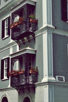 Irish Town | Gibraltar  Photo taken by me (travelingcolors)