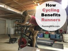 How Cycling Benefits Runners #cyclingmotivation