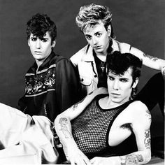 ~Younger Years Of The Stray Cats † Rockabilly bands ~