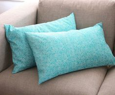 How to Sew an Envelope Pillow Cover