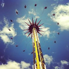 Six Flags Fiesta in San Antonio, TX is just one of many family attractions that San Antonio has to offer!