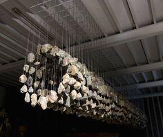 Amazing Three-Dimensional Suspended Rock Installations by Korean artist Jaehyo Lee
