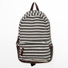 fleece backpack