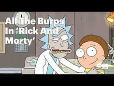 All The Burps In 'Rick And Morty'