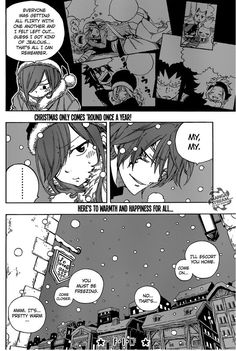 Fairy Tail Christmas Special... Jellal | Fairy Tail | Pinterest ...