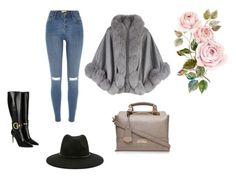 """""""Bez naslova #26"""" by maja1921 ❤ liked on Polyvore featuring Harrods, River Island, Gucci, Forever 21 and Carvela Kurt Geiger"""