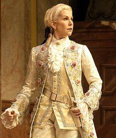 Joyce DiDonato as Octavian in Der Rosenkavalier 2007