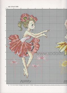 Gallery.ru / Фото #2 - G 115 Flower Dance - Chispitas