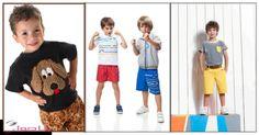 #الموضة ملابس اطفال ولادي شاهدي ارقي الماركات