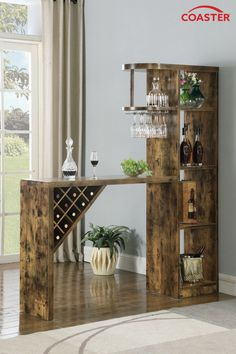 Home Bar Rooms, Diy Home Bar, Home Bar Decor, Bars For Home, Home Bar Table, Home Bar Cabinet, Bar Cabinets For Home, Modern Bar Cabinet, Bar Unit