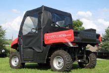 New 2011-2013 Honda Big Red MUV 700 UTV Side by Side OE Complete Seat