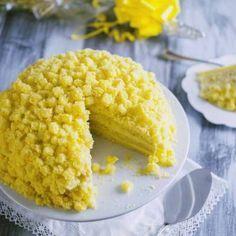 Torta mimosa, la ricetta di Sonia Peronaci