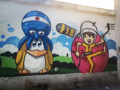 toh un pinguino #milan #nolo #pao #tvboy #murales #graffiti #streetart #wallsofmilano #penguins #urbanart #art #contemporaryart #igersmilano #igerslombardia #volgomilano #visitmilano #milanocityitalia #vivomilano #milanoaplacetobe #milanodavedere #milanostateofmind #milaninsight #milanolovesstreetart by labavoni
