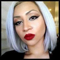 I live in color Doing What I Love ♡ beauty salon ♡ Pamela Jazmin